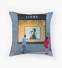 Loewe Throw Pillow