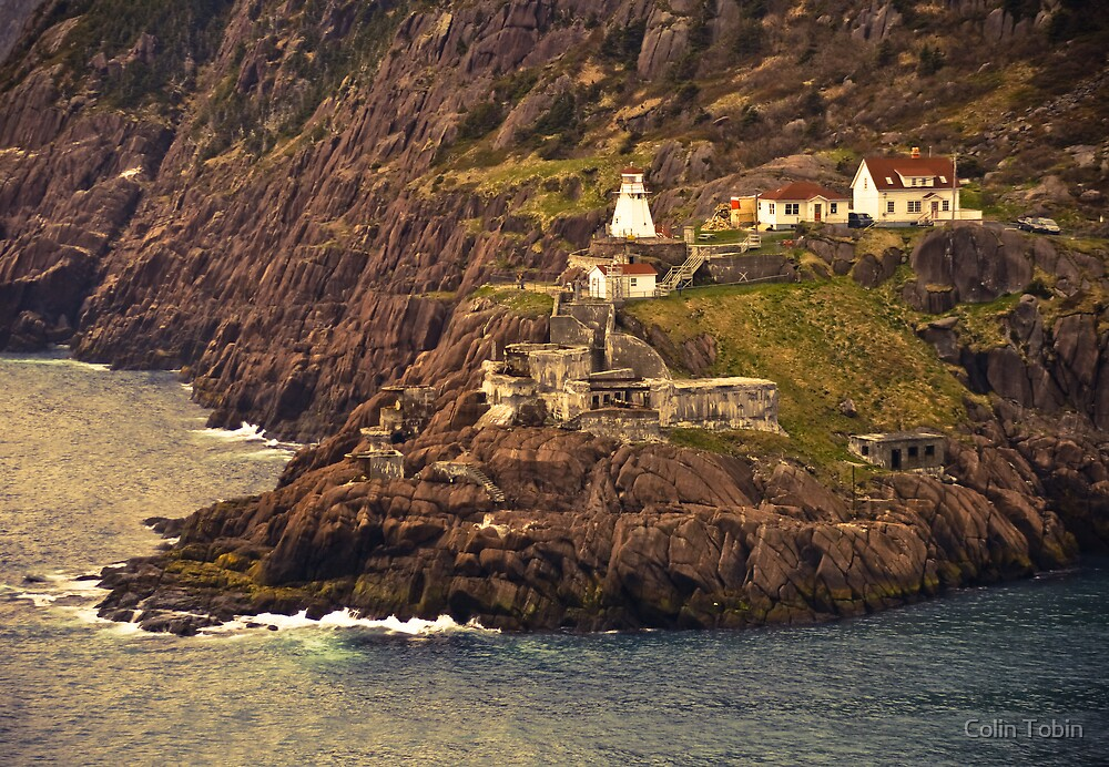Fort Amherst by Colin Tobin