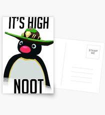 High Noot Postcards