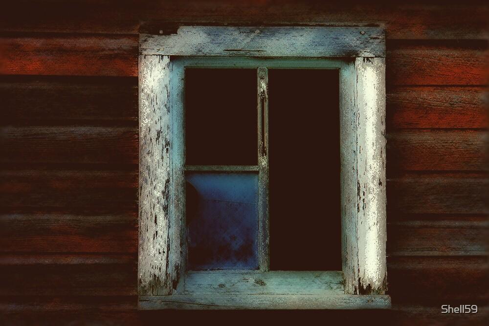 Barn Window by Shell59