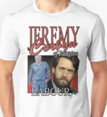 JEREMY CORBYN LABOUR VINTAGE Tee Slim Fit T-Shirt