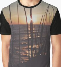 Light Through the Lines Graphic T-Shirt