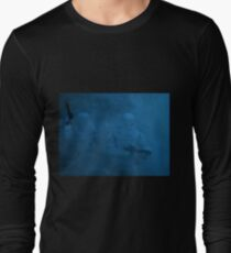 Storm on Hoth (dark version) Long Sleeve T-Shirt