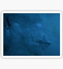 Storm on Hoth (dark version) Sticker