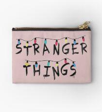 Stranger Things Fairy Lights Studio Pouch