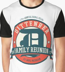 Family Reunion Graphic T-Shirt