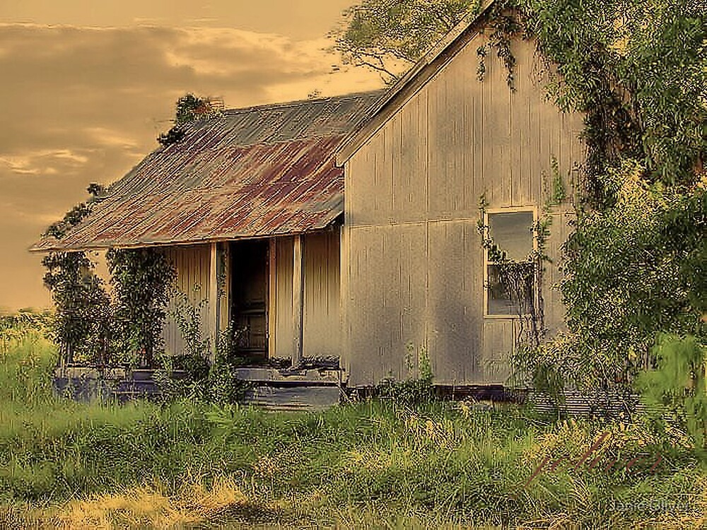The Old House by Janie Oliver
