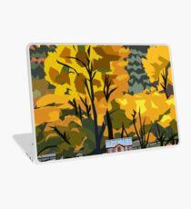 Arrowtown Gold Laptop Skin