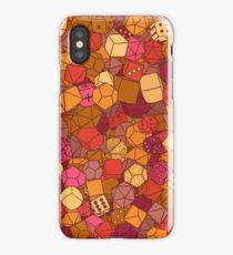Ember Dice iPhone Case