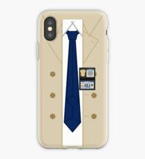 FBI Cas iPhone Case