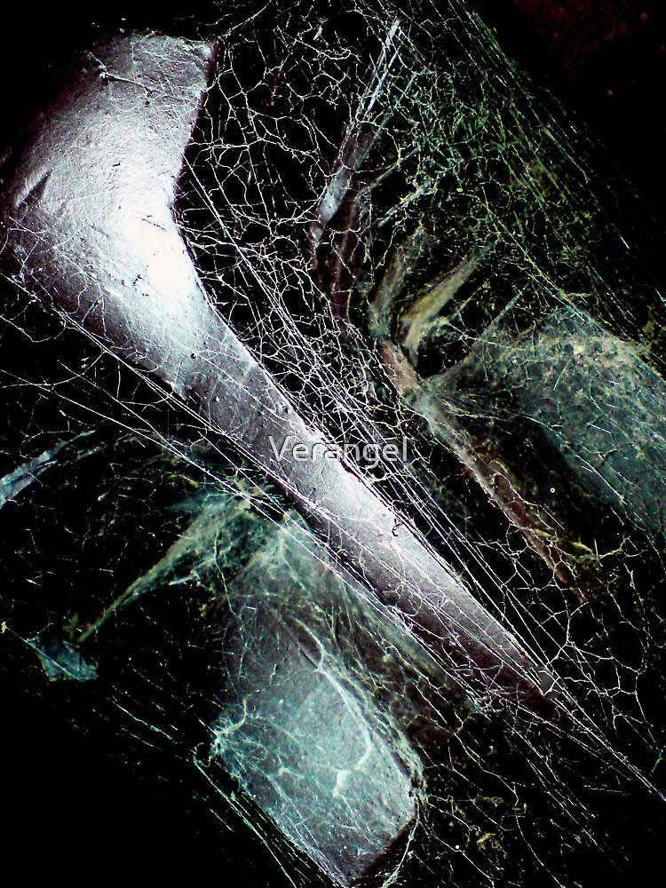 Underneath the cobweb... by Verangel