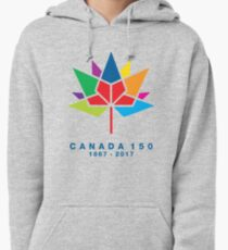 Canada 150 Pullover Hoodie