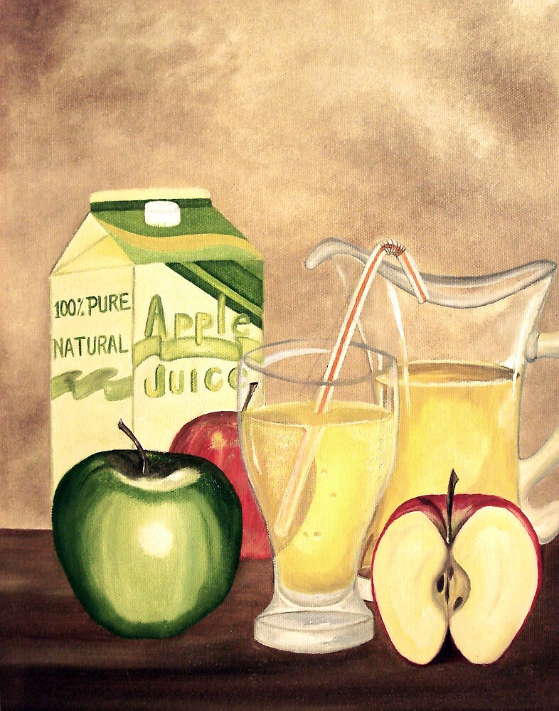 Simply Apple Juice by Weshon  Hornsby