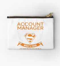 ACCOUNT MANAGER Studio Pouch