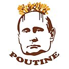 Poutine with a twist. by kevincreative
