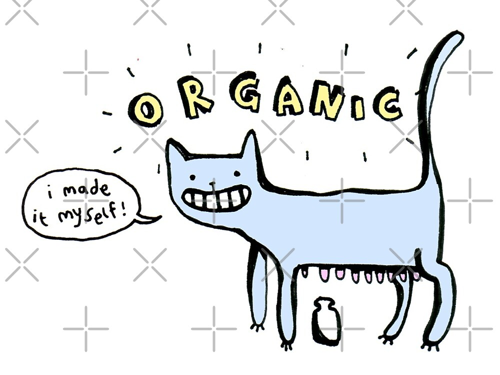 Organic Milk by lauriepink