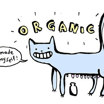 Organic Milk by lauriepink