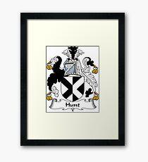 Hunt  Framed Print