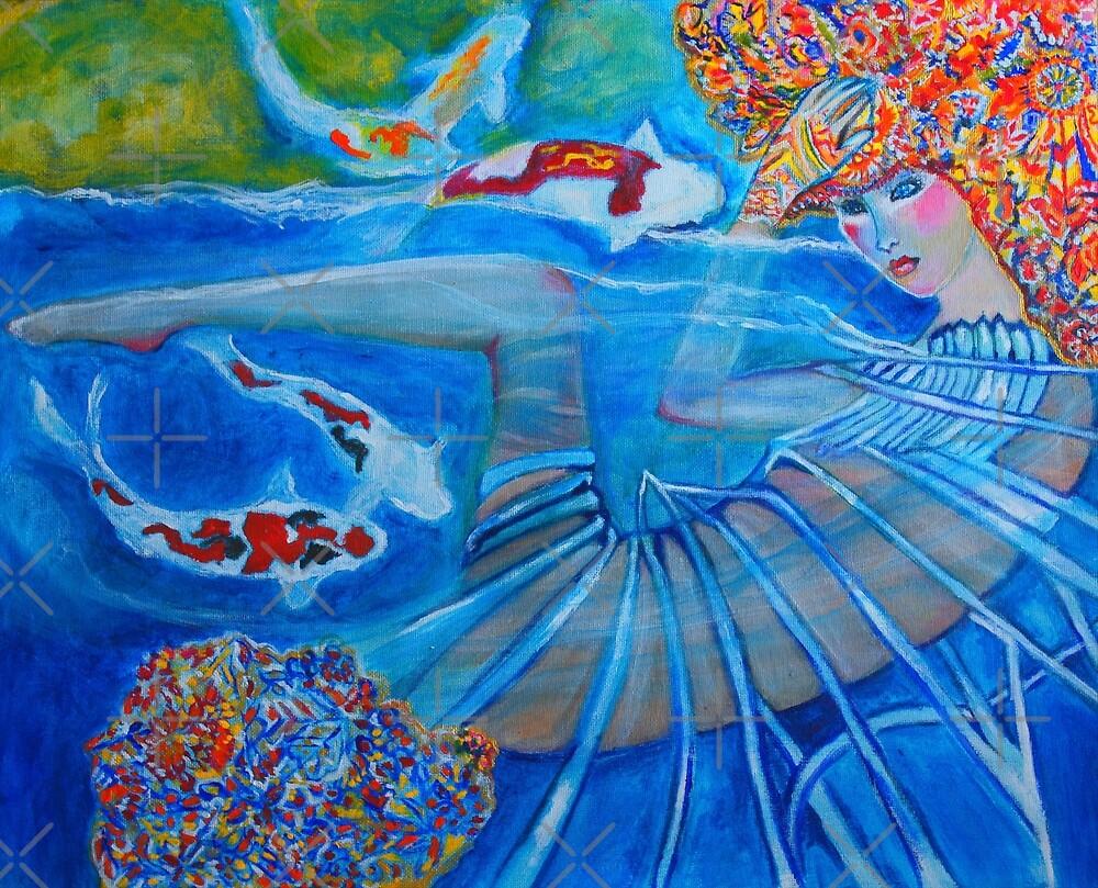 With Every Breath by Ming  Myaskovsky