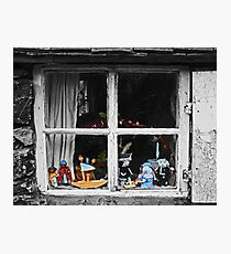 Squatters Toys Photographic Print