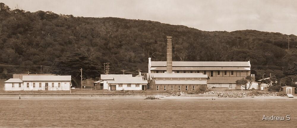 Portsea Quarantine Station by Andrew S