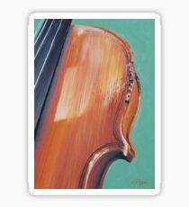 Fiddle II Sticker