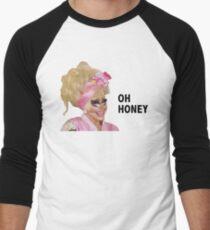 OH HONEY Men's Baseball ¾ T-Shirt