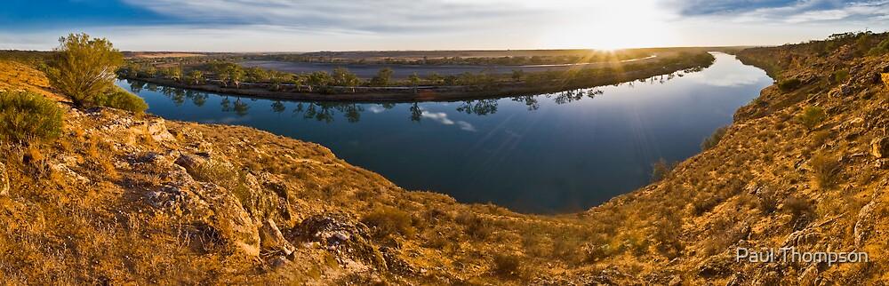 Dawn at Walker Flat by Paul Thompson