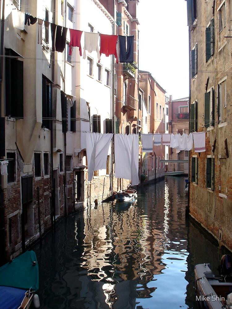 Venice by Mike Shin