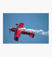 Pitts Special of Chris Sperou, Melton, Australia 2010 Photographic Print