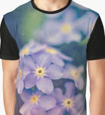 Forget Me Not Graphic T-Shirt
