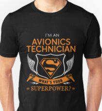 AVIONICS TECHNICIAN Unisex T-Shirt