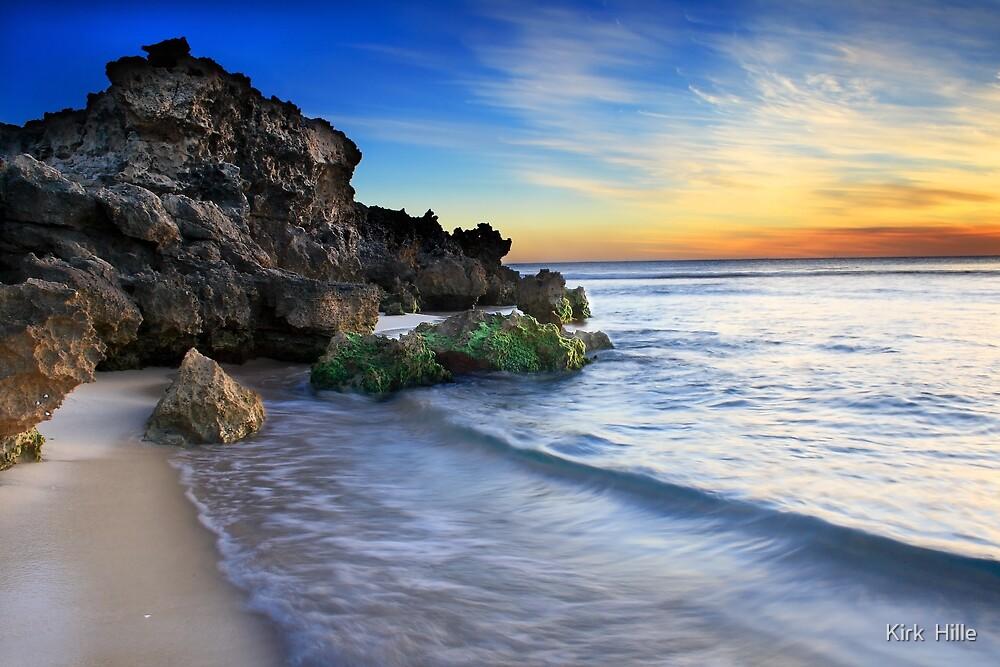 Trigg Beach by Kirk  Hille