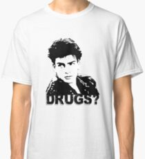 Camiseta clásica ¿Drogas?
