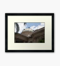 Customs House Framed Print