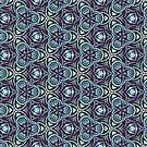 Kaleidoscope Pattern by Rachael Burriss
