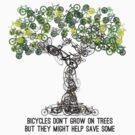 Bike Tree by Nick  Taylor