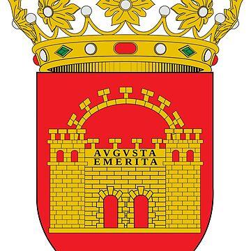 Mérida, Spain by Tonbbo