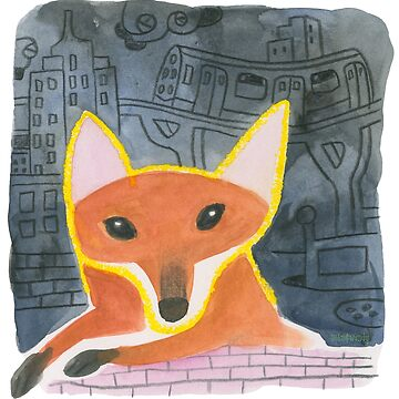 City Fox by johnandwendy