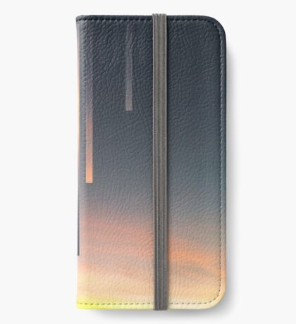 Rain iPhone Wallet