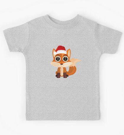 Christmas Fox Kids Clothes