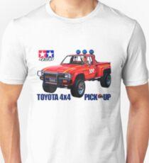 58028 Toyota 4x4 Pickup Unisex T-Shirt