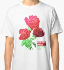 Labour Rose Classic T-Shirt