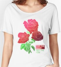 Labour Rose Women's Relaxed Fit T-Shirt