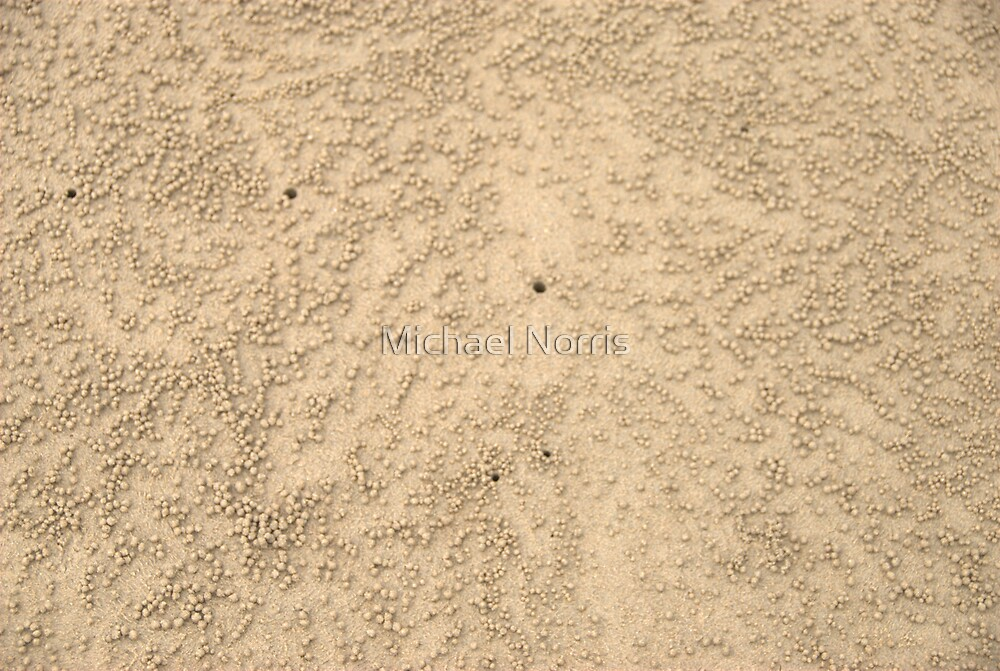 Sand Balls by Michael Norris