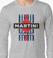 Vintage Martini Racing Long Sleeve T-Shirt