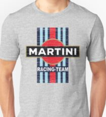 Vintage Martini Racing Unisex T-Shirt