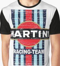 Vintage Martini Racing Graphic T-Shirt