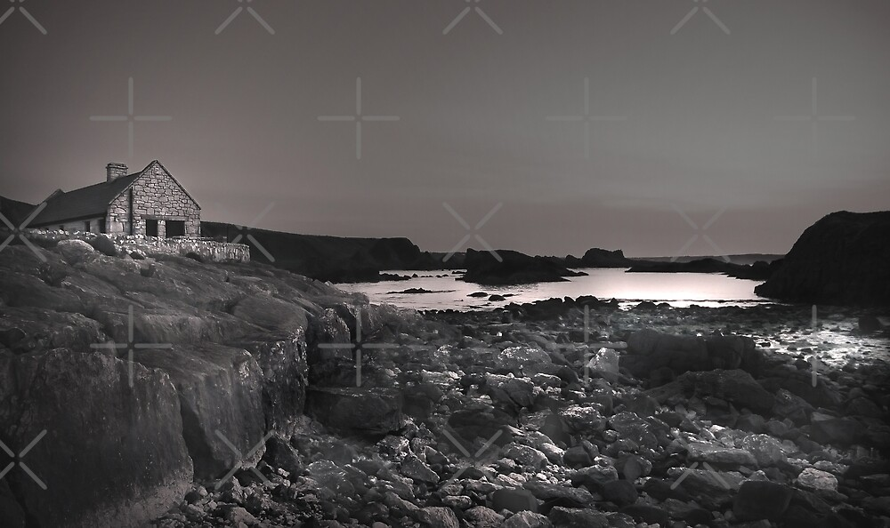 Ballintoy Harbour by Stevie Mancini