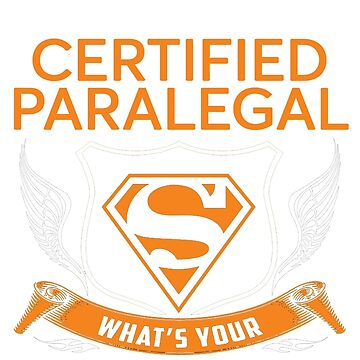 CERTIFIED PARALEGAL by Jordynthanhs